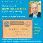 """Se eller gense Henrik Mouritsens foredrag om """"Rarity and Condition"""""""