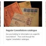 Online katalog over Tjekkiske og Slovakiske stempler